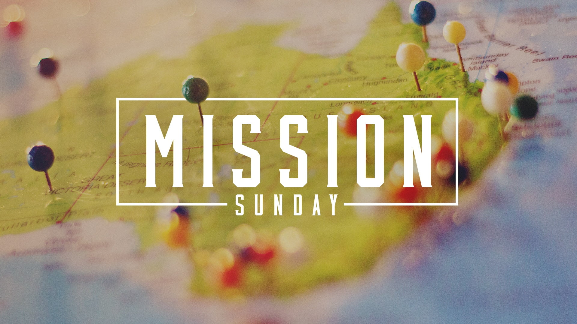 Missions Sunday -- Paul York